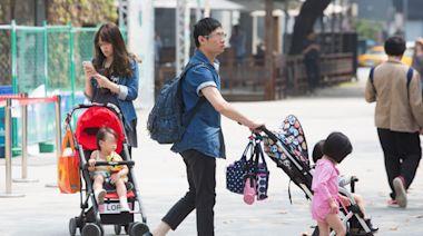 政院修法 未來育嬰留停可領8成薪、父母皆可同時申請