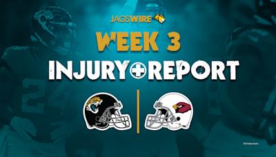 Cardinals vs. Jaguars injury report: WR Laviska Shenault Jr. among full participants