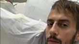 Lady Gaga's dog walker Ryan Fischer says he was rehospitalized with collapsed lung: 'Recovery isn't a straight line'