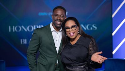 Sterling K. Brown, Dwyane Wade and more to appear in OWN Father's Day special