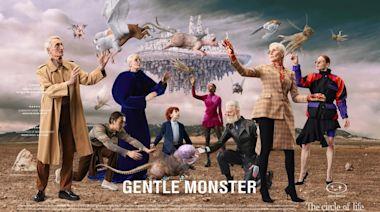 韓國大熱Gentle Monster回歸 虛擬世界展示超現實單品