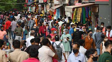 太誇張了!印度新增5.8萬創3個月新低 商場、市場卻已經人擠人