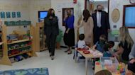 VP Harris in N.J. to push child care investment