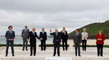 中共病毒溯源大戰打響 G7要求徹查 美中角力