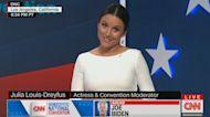 Julia Louis-Dreyfus takes shots at Trump's golf game, tax returns and more at DNC