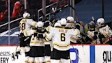 Brad Marchand, Bruins tie First Round series 1-1 in overtime