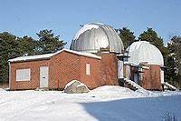 Iso-Heikkilä Observatory - Wikipedia