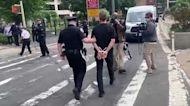 New York City Mayoral Candidate Shaun Donovan Arrested at Black Lives Matter Protest