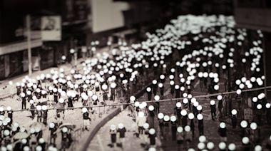 捶走遊行相片頭像 不合理的「清潔香港運動」   顯影 PhotogStory   立場新聞