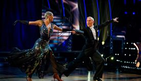 Under the Strictly Glitterball with Jamie Laing: 'We don't need an audience - we're loud enough'