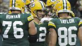 Aaron Rodgers unlikely to play with top receivers as Packers face Cardinals