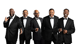 The Temptations Reunite With Smokey Robinson On 'Is It Gonna Be Yes Or No'