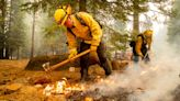 Dixie Fire remains 59% contained as crews prepare for 'extreme weather'