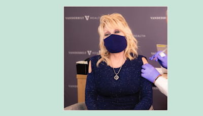 How Dolly Parton Inspired a Cold-Shoulder Vaccine Top Trend