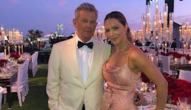 Katharine McPhee and David Foster Celebrate One-Year Wedding Anniversary: 'Here's to the Future!'