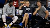 Bob Myers reacts to spicy Draymond Green-Kevin Durant interview