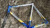 eBay Finds: Mapei Colnago Dream frameset
