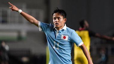 東京奧運|日本隊公佈18人名單 久保建英榜上有名 | 蘋果日報