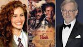 La historia tras el rodaje que estropeó la relación entre Julia Roberts y Steven Spielberg
