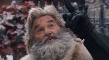 Kurt Russell was de-aged for Netflix's 'Christmas Chronicles 2' similar to his look in 'Guardians of the Galaxy,' says director