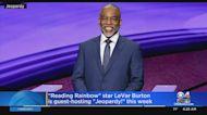 LeVar Burton Is Guest Hosting 'Jeopardy!' This Week