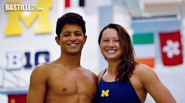 雙銀「飛魚」何詩蓓周身刀愛放閃 男友同是奧運泳將 | 社會事
