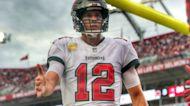 Tom Brady throws 600th regular season touchdown