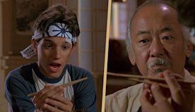 The Karate Kid: Mr. Miyagi's 10 Most Hilarious Quotes