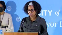 Boston Mayor Kim Janey unveils plan to address 'Mass & Cass' situation