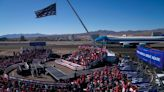 'It's historic': When Air Force One lands in Bullhead City, all roads lead to Donald Trump