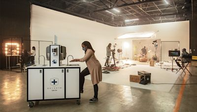 LA-Based Quixote Studios Helps Stars Like Cardi B Feel at Home in COVID-Safe Trailers, Soundstages