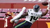 Fantasy football: Metcalf, Adams top Week 2 wide receiver rankings