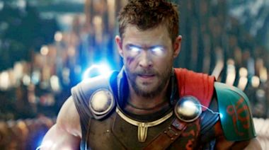 Chris Hemsworth is insanely ripped in new 'Thor: Love and Thunder' training video