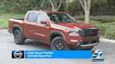 New Nissan Frontier staying competitive in popular mid-size pickup segment
