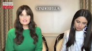 Camila Cabello, Idina Menzel and Cast of 'Cinderella' Talk Reinventing the Classic Fairytale | THR Interview