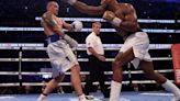 Anthony Joshua gives away Oleksandr Usyk plan in private chat with Mike Tyson's ex-trainer