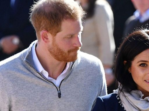 Meghan Markle, Prince Harry registered Lilibet Diana domain names before daughter's birth