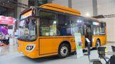 台灣國際智慧移動展開幕 推快充巴士 外銷日本