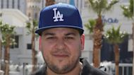 Rob Kardashian Makes Rare Appearance After Instagram Outage