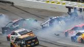 What code? NASCAR drivers lament lack of on-track etiquette