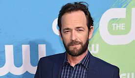 Luke Perry's Daughter Sophie, 19, Pays Tribute To Her Dad For Father's Day: 'I Miss & Love You Dearly'