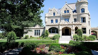 Grace: No drawbridge, moat or dragons. This Omaha castle is more open than ever