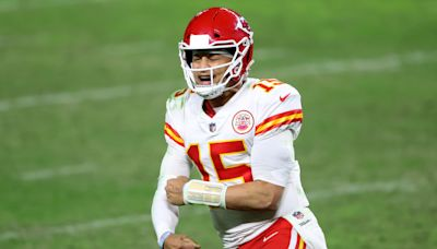 NFL odds: After Sunday night, Patrick Mahomes is now overwhelming NFL MVP favorite