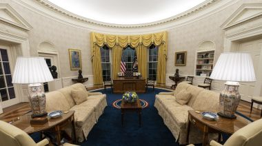How Biden has changed the Oval Office so far