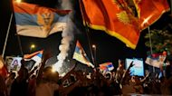 Montenegro protesters decry opposition's use of Serbian symbols