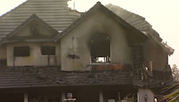 Fresno County home destroyed by fire