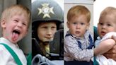 Bday boy! The cutest photos of a young Prince Harry