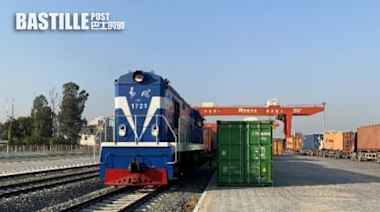 深圳開往俄羅斯,「灣區號」中歐班列又一線路首發   大灣區
