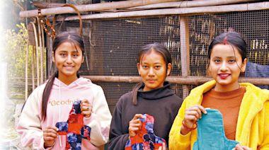 【特稿】傳統禁忌致性別不平等 天價衛生巾斷送尼泊爾女孩無價將來 - 新聞 - am730