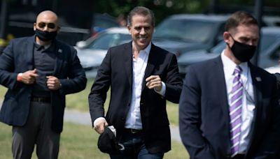 White House on defensive over Hunter Biden art sales
